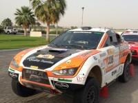 Sports pickup truck to Abu Dhabi