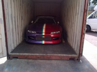 Drift car to India